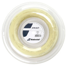 Babolat Synthetic Gut 17 1.25mm 200M Reel
