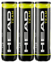Head Team Tennis Balls Dozen