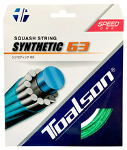 Toalson Synthetic 63 18 1.20mm Squash Set
