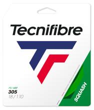 Tecnifibre 305 18 1.10mm Squash Set