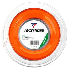 Tecnifibre X-One Biphase 18 1.18mm Squash 200M Reel