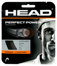 Head Perfect Power 16 1.30mm Squash Set
