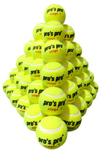 Pro's Pro Stage 1 Green Junior Tennis Balls 60 Pack