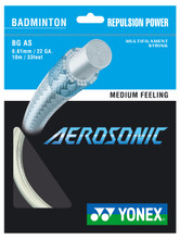 Yonex Aerosonic 0.61mm Badminton Set