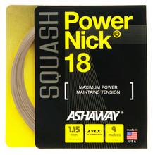Ashaway PowerNick 18 1.15mm Squash Set
