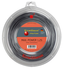 Kirschbaum Max Power 17 1.25mm 200M Reel