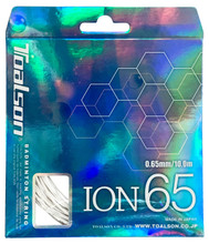 Toalson Ion 65 0.65mm Badminton Set