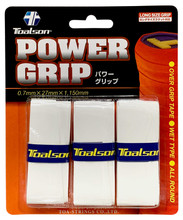 Toalson Power Overgrip 3 Pack