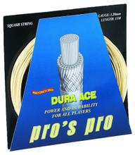 Pro's Pro Dura Ace 17 1.20mm Squash Set
