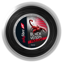 Polyfibre Black Venom Rough 16L 1.25mm 200M Reel
