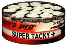 Pro's Pro Super Tacky Plus Overgrip 30 Pack
