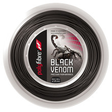 Polyfibre Black Venom 16L 1.25mm 200M Reel
