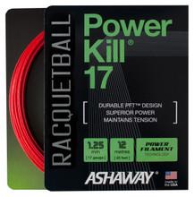 Ashaway PowerKill 17 1.25mm Racquetball Set
