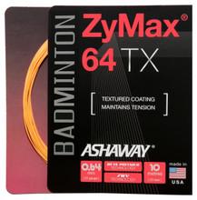 Ashaway ZyMax 64 TX 0.64mm Badminton Set