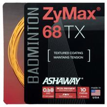 Ashaway ZyMax 68 TX 0.68mm Badminton Set
