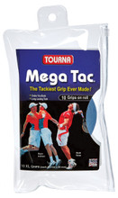 Tourna Mega Tac XL Overgrip 10 Pack
