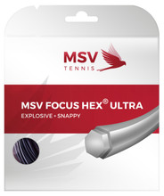 MSV Focus-Hex Ultra 16L 1.25mm Set