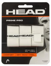 Head Prime Pro Overgrip 3 Pack