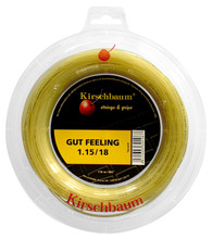 Kirschbaum Gut Feeling 18 1.15mm Squash 110M Reel