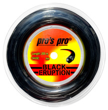 Pro's Pro Black Eruption 16L 1.24mm 200M Reel