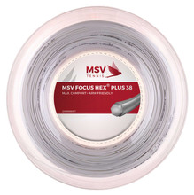 MSV Focus-Hex Plus 38 16L 1.25mm 200M Reel