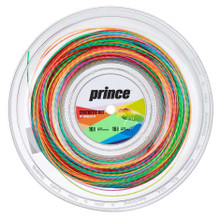 Prince Synthetic Gut Duraflex Rainbow 16 1.30mm 200M Reel