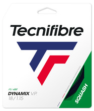 Tecnifibre Dynamix VP 18 1.15mm Squash Set