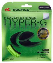 Solinco Hyper-G Soft 16L 1.25mm Set