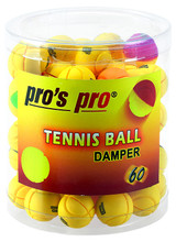 Pro's Pro Tennis Ball String Dampener 60 Pack