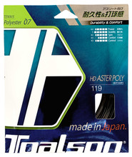 Toalson HD Aster Poly 18 1.19mm Set