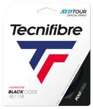 Tecnifibre BlackCode 18 1.18mm Set