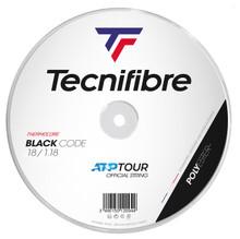 Tecnifibre BlackCode 18 1.18mm 200M Reel