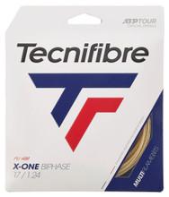 Tecnifibre X-One Biphase 17 1.24mm Set