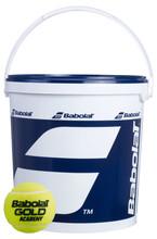 Babolat Gold Academy Tennis Balls 72 Bucket