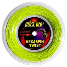 Pro's Pro Hexaspin Twist 16L 1.25mm 200M Reel