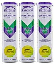 Slazenger Wimbledon Tennis Balls Dozen