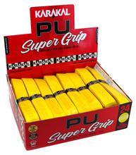 Karakal PU Super Grip Squash Badminton Replacement Grip 24 Pack