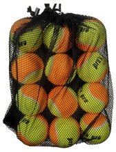 Pro's Pro Stage 2 & 3 Orange Transition Junior Tennis Balls Dozen