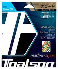 Toalson Asterisk Metal Rainbow 16L 1.27mm Set