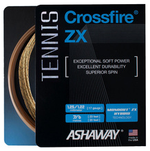 Ashaway Crossfire ZX 17 1.25mm Hybrid Set