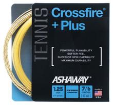 Ashaway Crossfire Plus 17 1.25mm Hybrid Set