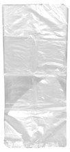 Biodegradable Polythene Tennis Racquet Bags 100 Pack