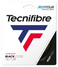 Tecnifibre BlackCode 16 1.28mm Set