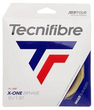 Tecnifibre X-One Biphase 16 1.30mm Set