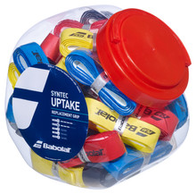 Babolat Syntec Uptake Replacement Grip Jar of 30