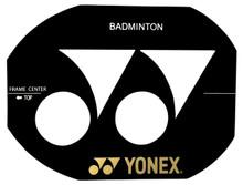 Yonex Badminton Stencil