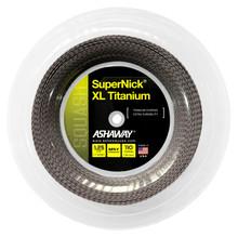Ashaway SuperNick XL Ti 17 1.25mm Squash 110M Reel