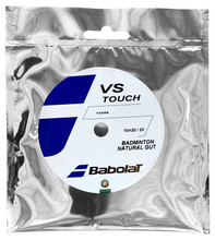 Babolat VS Touch Natural Gut 0.75mm Badminton Set