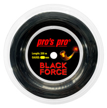 Pro's Pro Black Force 17 1.19mm 200M Reel
