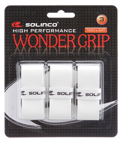 Solinco Wonder Overgrip 3 Pack